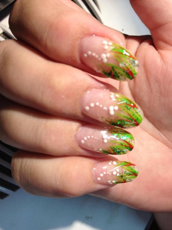 Nail Passion Green