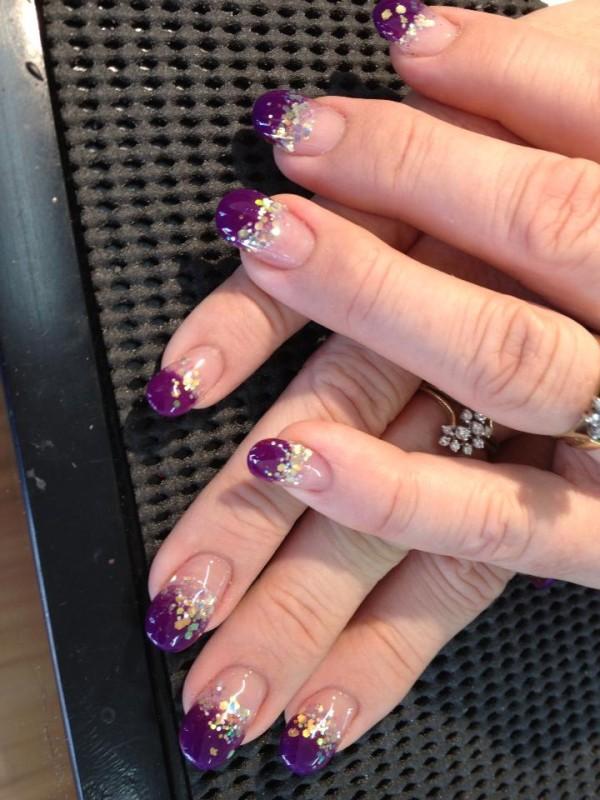 Bridal Party Nails