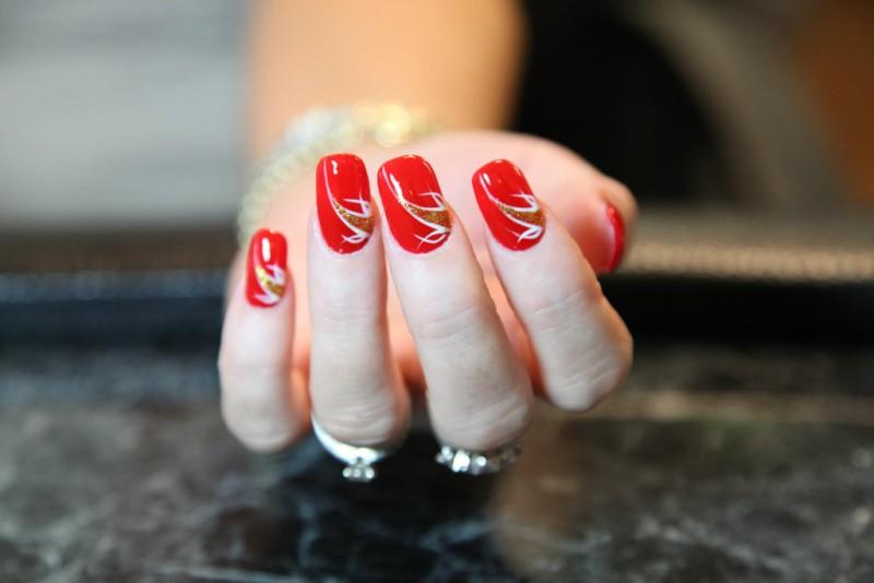 Classic Nail Art